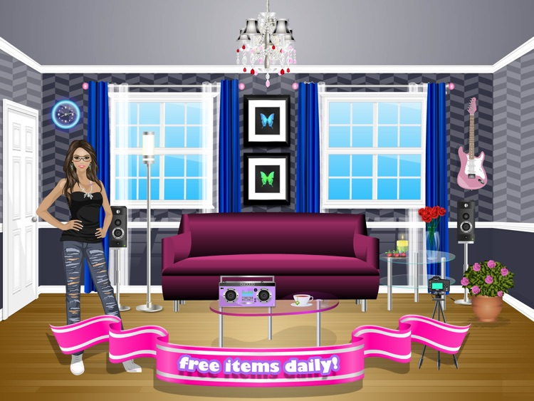 Dress Up House™ Games for Girls screenshot-4