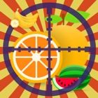 Fruit Shooting Game for kids icon
