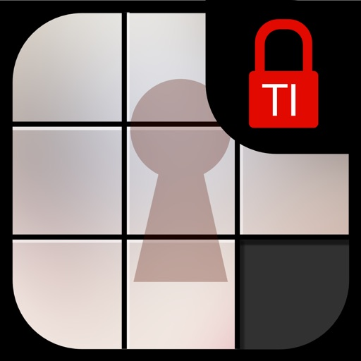 Secret Tile Game Icon - Hide and Protect your Privacy with Tile Game Lock Type
