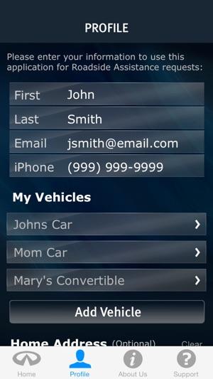 infinity infiniti roadside warranty benefits explore photo assistance coverage