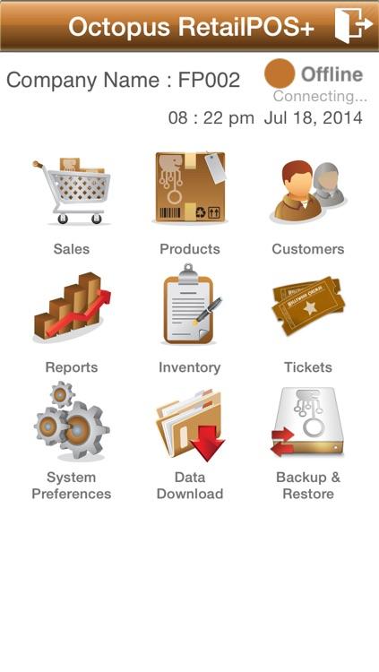 RetailPOS - Point of Sales system