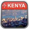 オフラインマッフ ケニア: City Navigator Maps