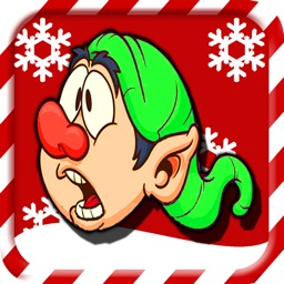Fly Yourself Up - Elf Heads One Direction Games for Christmas