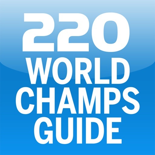 Official Guide to 2013 World Champs - 220 Triathlon Magazine icon