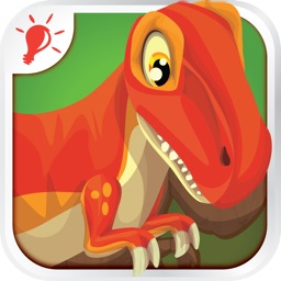 PUZZINGO Dinosaur Puzzles Game for Toddlers & Kids