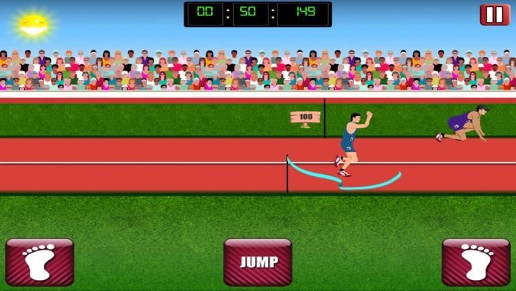Hurdle Race - Athletics Game screenshot-4
