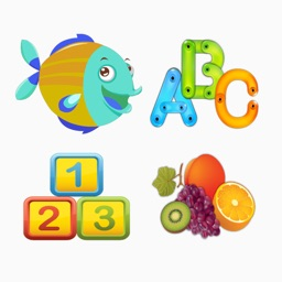 English For Kids : Alphabet, Number, Animal, ... vocabulary