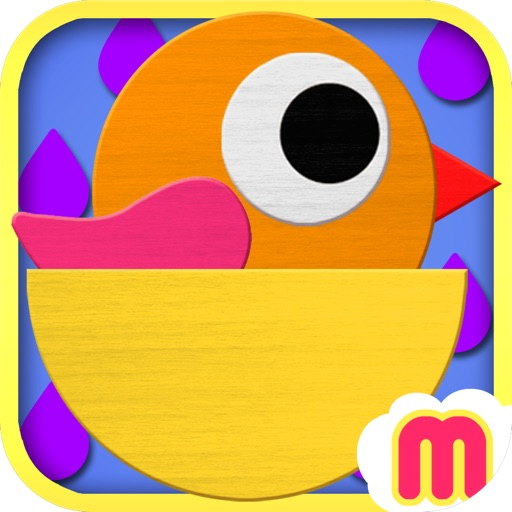 Crea Shape Animal – creative jigsaw puzzle game to learn shapes – app for baby and preschool aged children