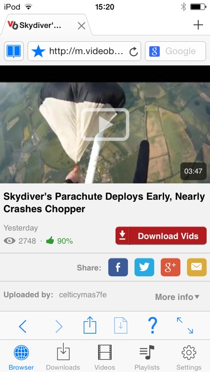 Clip Video Download Pro. screenshot-3