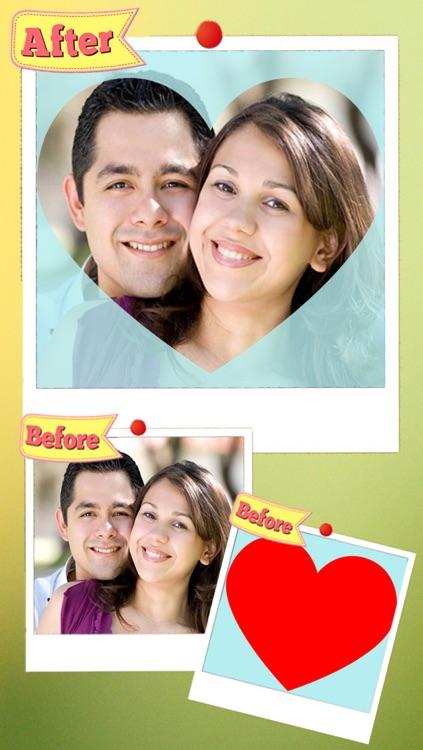 Selfie Photo Cover Plus Free app - Merge univision Beauty Coloring Fotos screenshot-3
