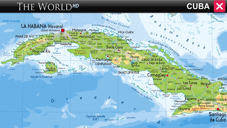 WORLD ATLAS - The World HD+ (with Retina Maps)