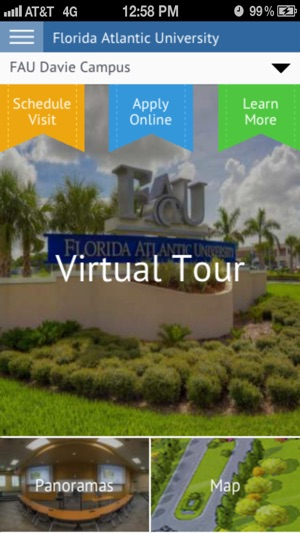 Campus Map Fau.Fau Davie Campus On The App Store