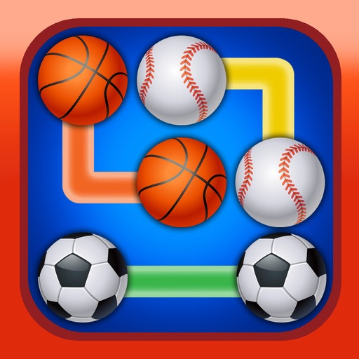 Sports Connect Flow Free Skill Games