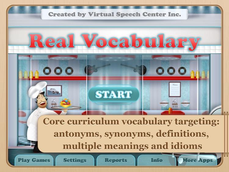 Real Vocabulary