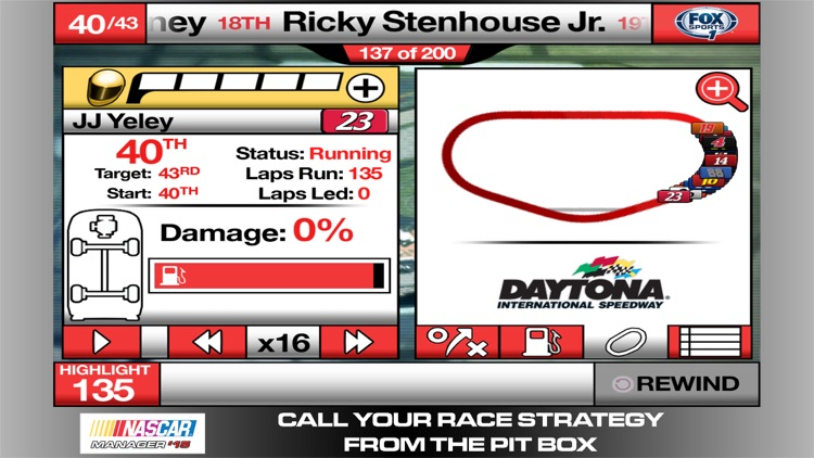 NASCAR Manager screenshot-3