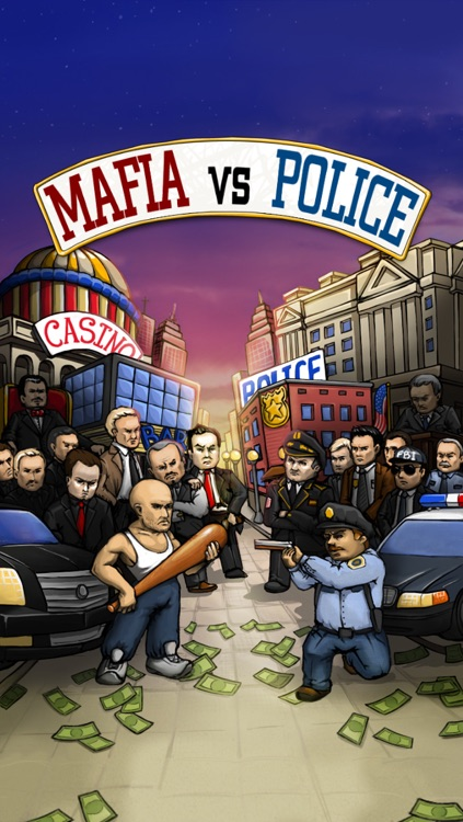 Mafia vs. Police screenshot-0