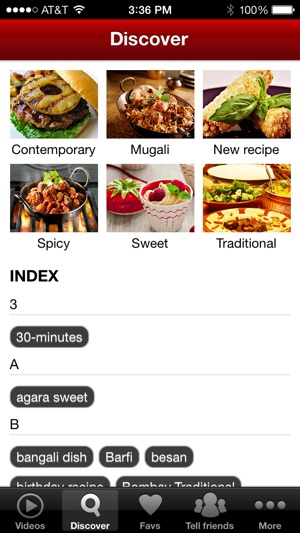 Recipes of india best indian food home recipes and cuisine on recipes of india best indian food home recipes and cuisine on the app store forumfinder Images