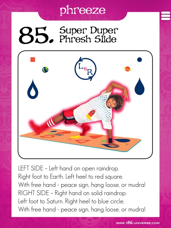 Chi Flow & Phreeze Yoga Game screenshot-1