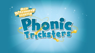 Our Discovery Island: Phonic Tricksters screenshot one