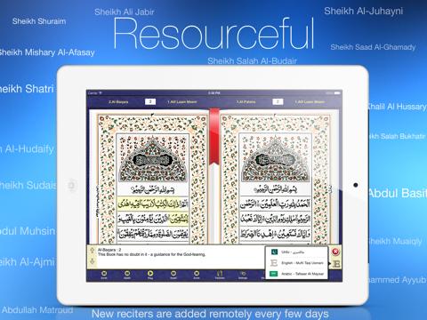Quran Kareem HD for iPad screenshot one