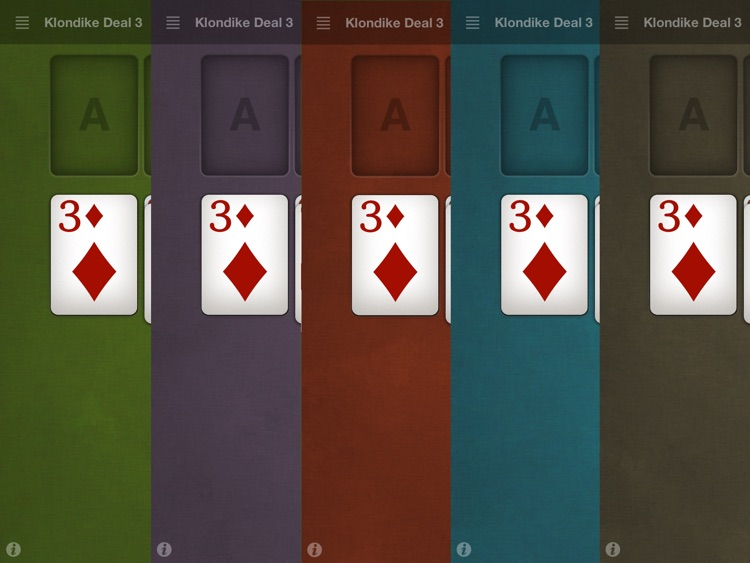 Solitaire HD by Solebon screenshot-3