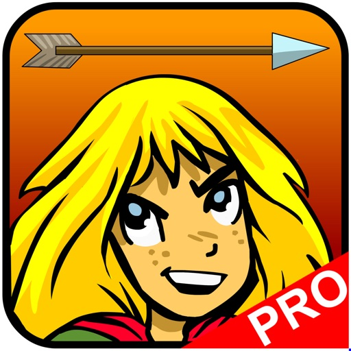 Archery Bow and Arrow Target PRO by Top Best Fun Cool Games icon