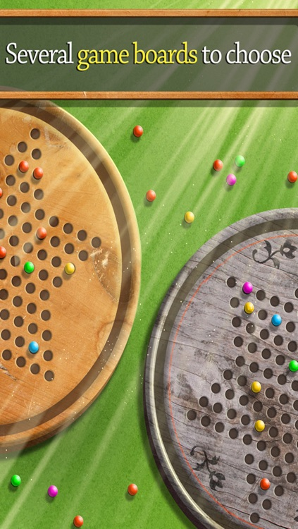Touch Table Chinese Checkers screenshot-1