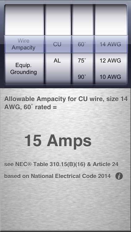 A NEC® 2014 Quick Reference