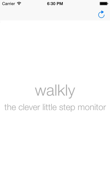 walkly - the clever little step monitor