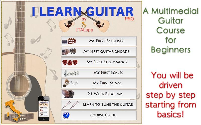 I Learn Guitar Pro - interactive guitar course - MacGenius