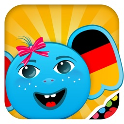 iPlay German: Kids Discover the World - children learn to speak a language through play activities: fun quizzes, flash card games, vocabulary letter spelling blocks and alphabet puzzles