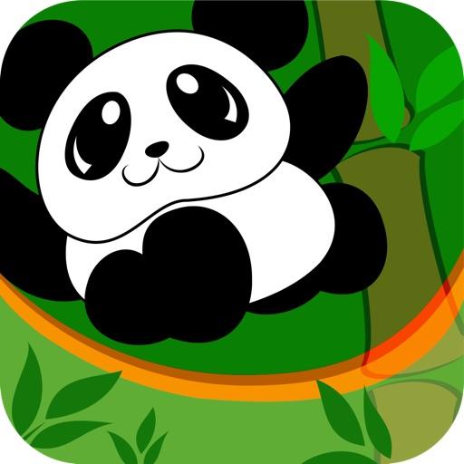 Skipping Panda -Panda Jump!!-