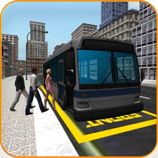 Bus Driver 3D: City