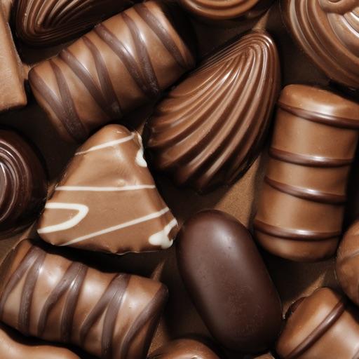 Шоколад Нажмите