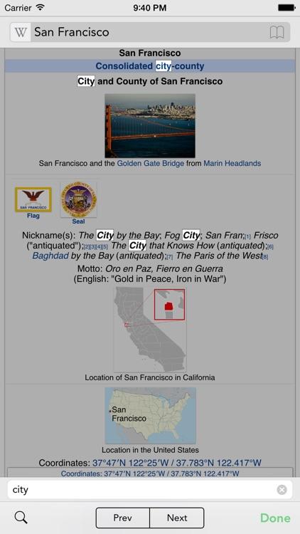 Wikipanion screenshot-3