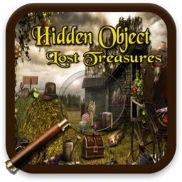 Hidden Object Lost Treasures