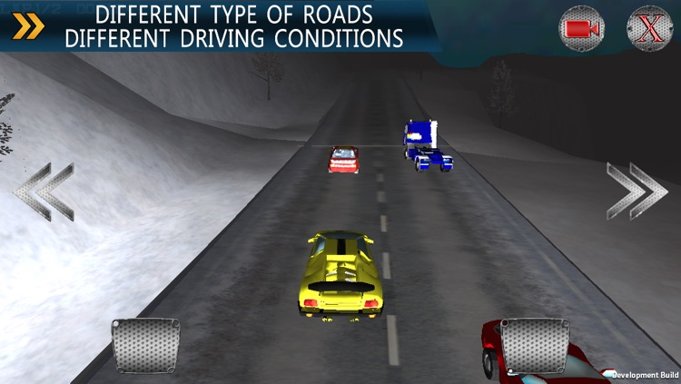 Turbo Drift Racer screenshot-4