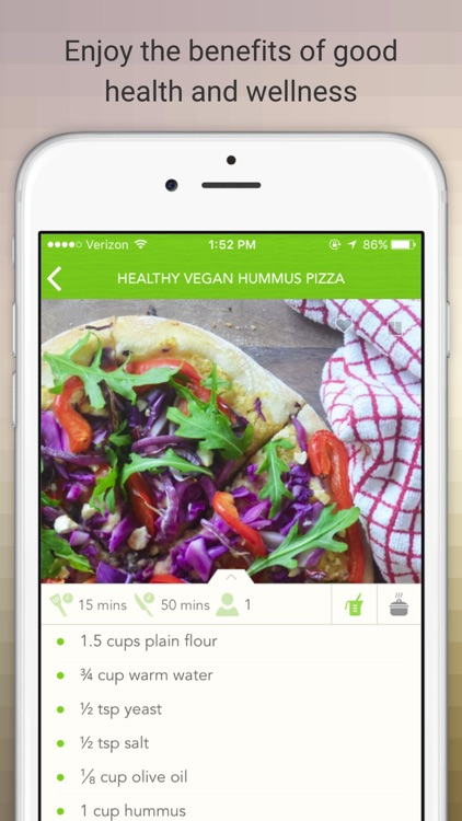 Eat Vegan - Delicious Vegan Diet Recipes and Meals screenshot-3