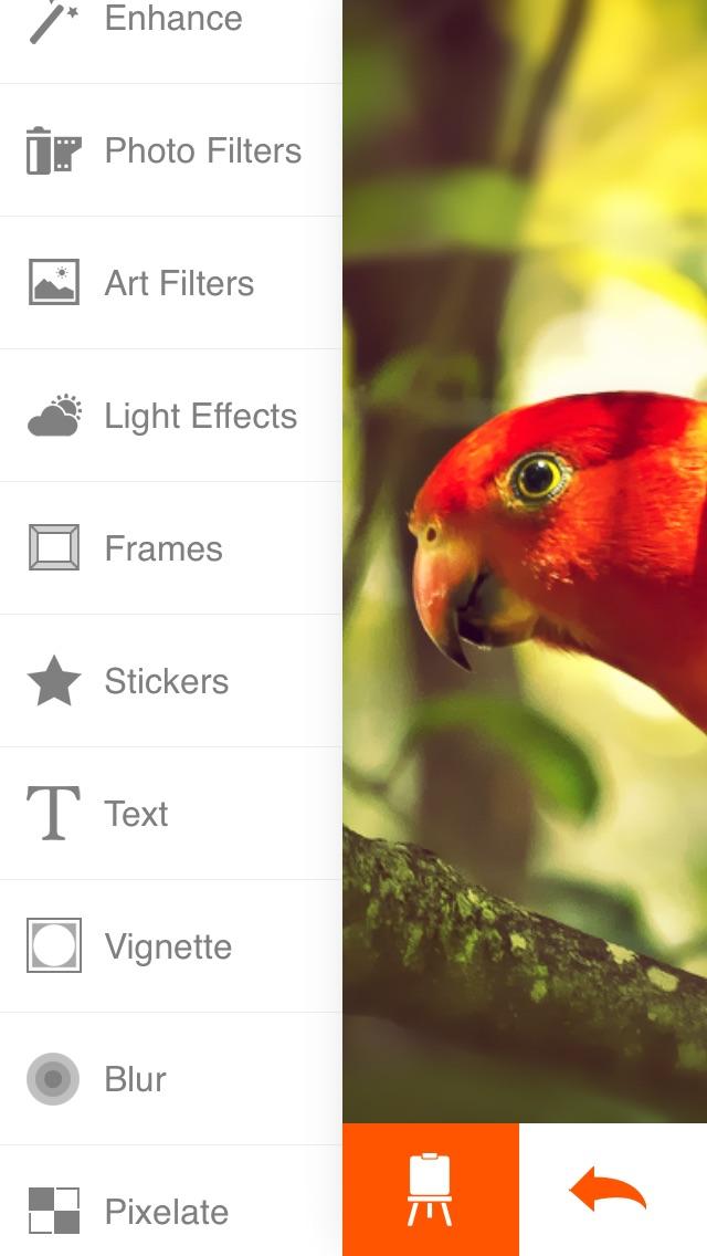 Screenshot #1 pour Phoenix Pro Photo Editor