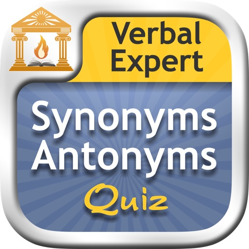 Verbal Expert : Synonyms and Antonyms