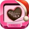 ピンクのバレンタイン壁紙 - iOS 7 Edition