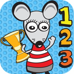 123 Mouse - become a math champion!