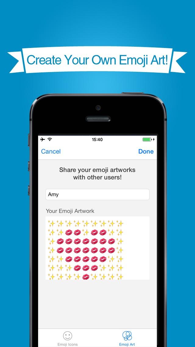 Emoji Keyboard – Emoticons & Emotion Stickers for iPhone