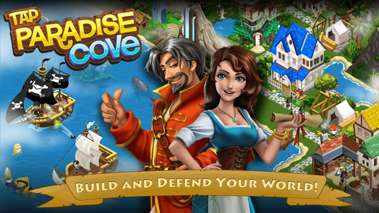Tap Paradise Cove: Explore Pirate Bays and Treasure Islands screenshot-0