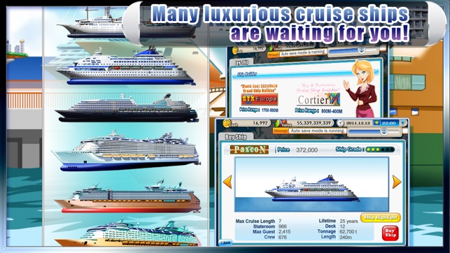 Cruise Tycoon Lite On The App Store - Cruise ship building games