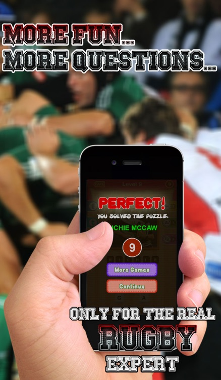 Allo! Guess the Rugby Player Challenge Trivia - Super League Football Fanatics screenshot-3
