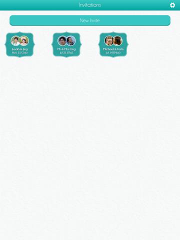 Big Day - the free wedding invitation tracker app | App Price