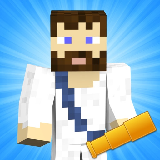 Skins Pro for Minecraft (Unofficial) icon