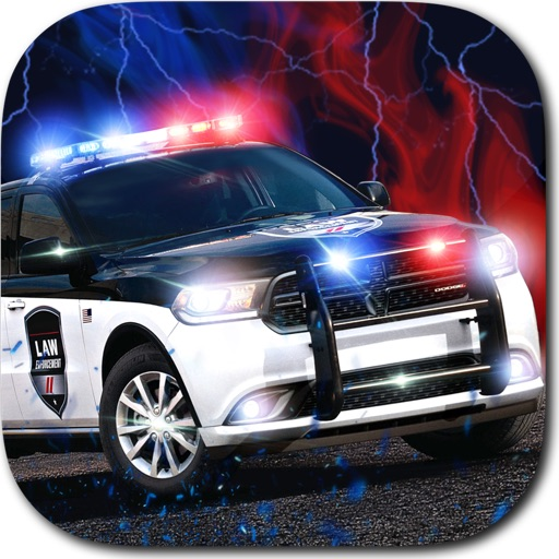 2D Highway Police Patrol Game - Play Free Real Car Emergency Games
