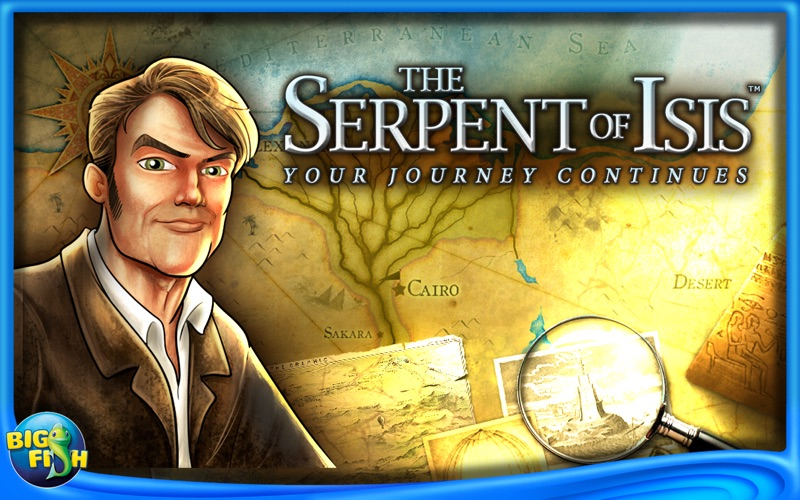 Serpent of Isis: Your Journey Continues (Full) screenshot 1